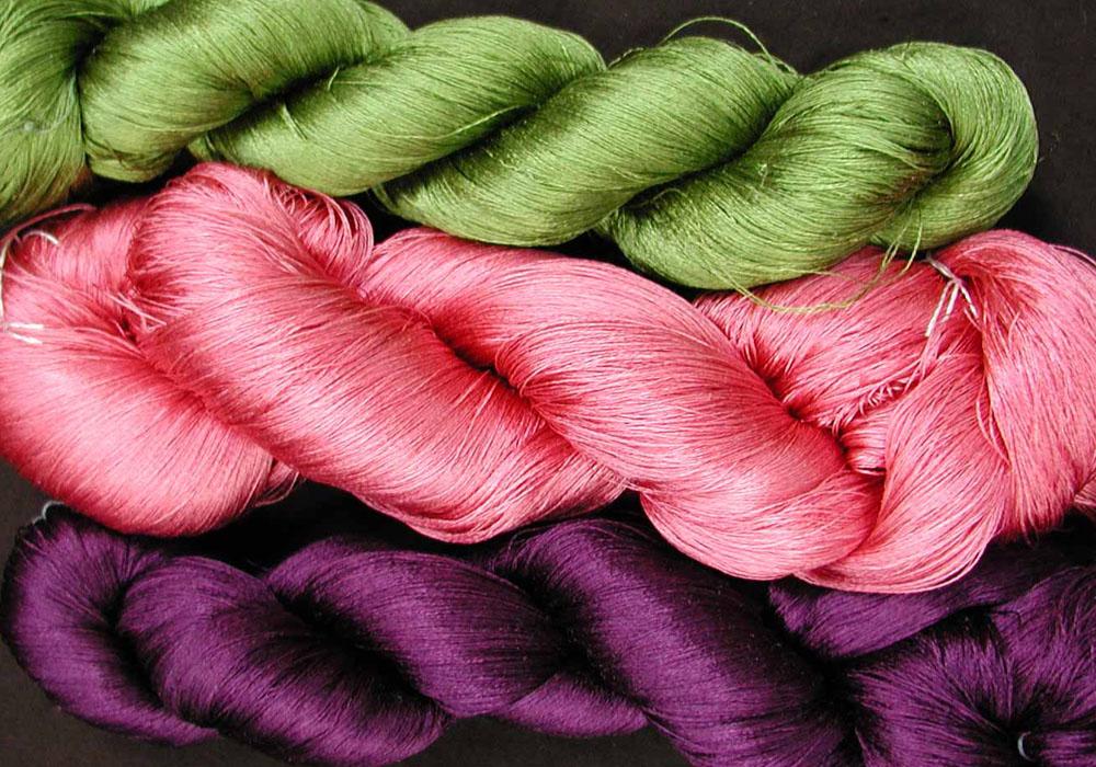ぬき糸画像